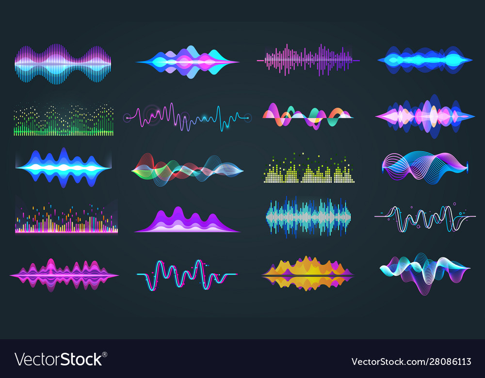 Set isolated audio equalizer or voice frequency