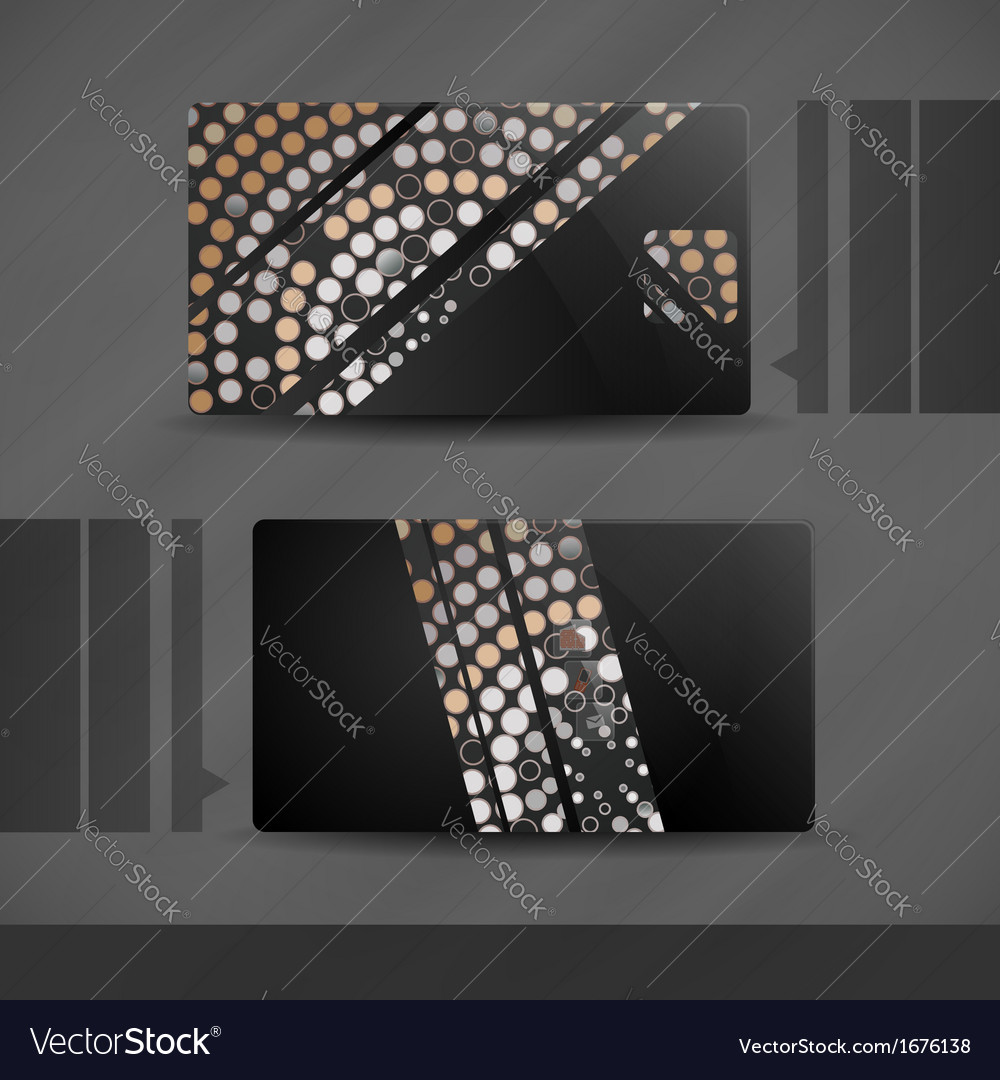 Abstract Business Card Designs