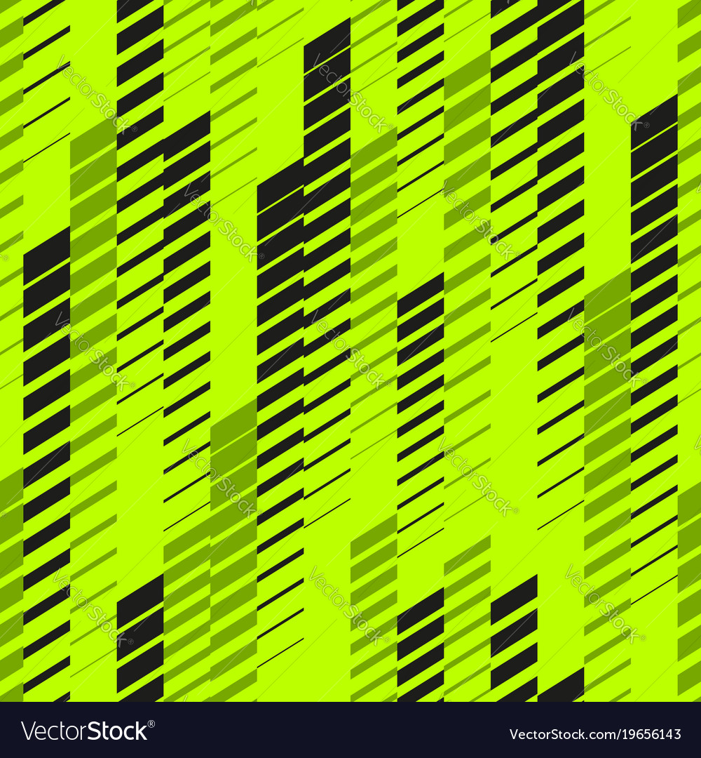 Abstract neon sport pattern with fading lines