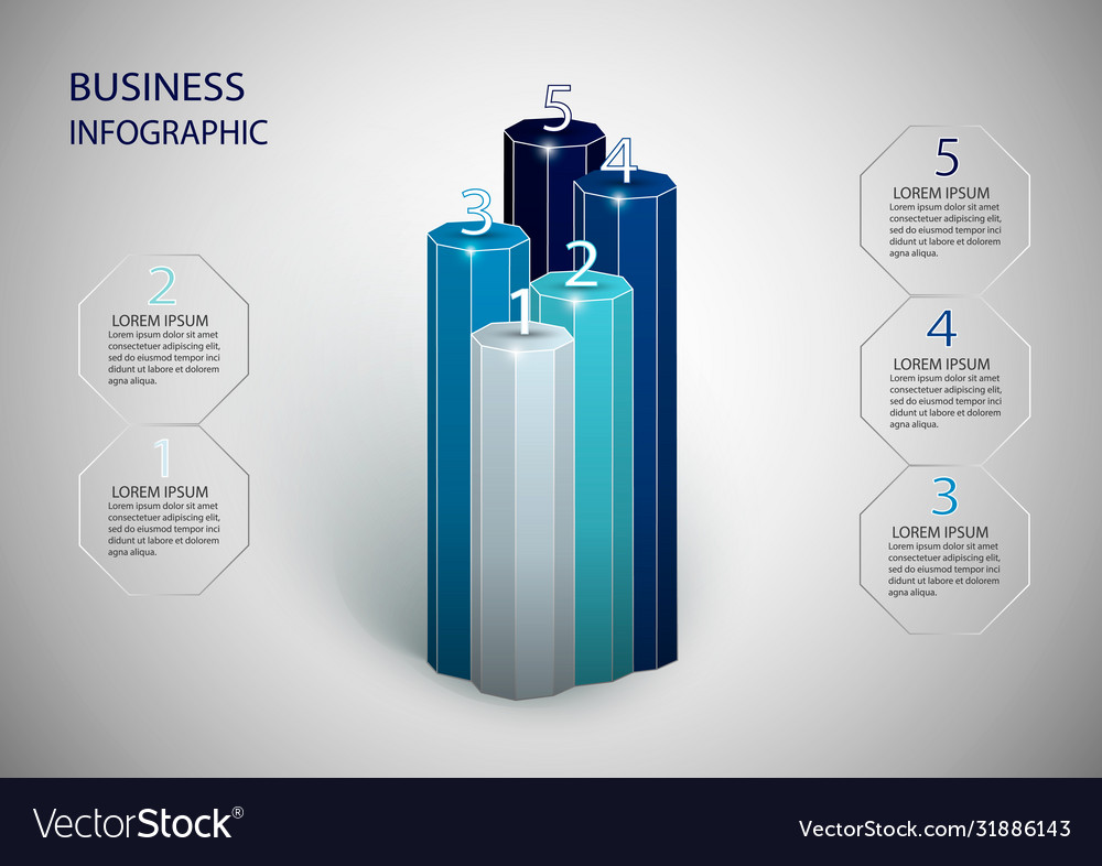 Infographics design can be used