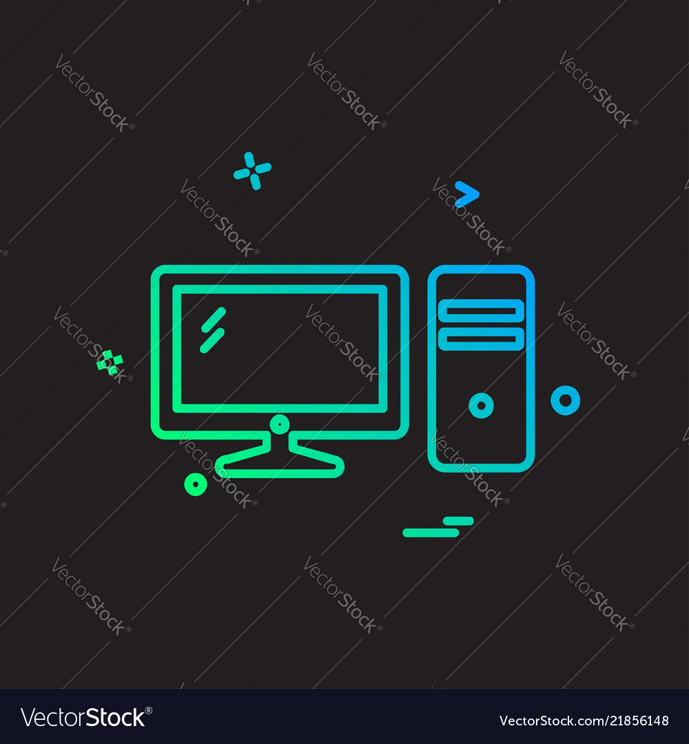 Computer Schematic Icon - Explained Wiring Diagrams