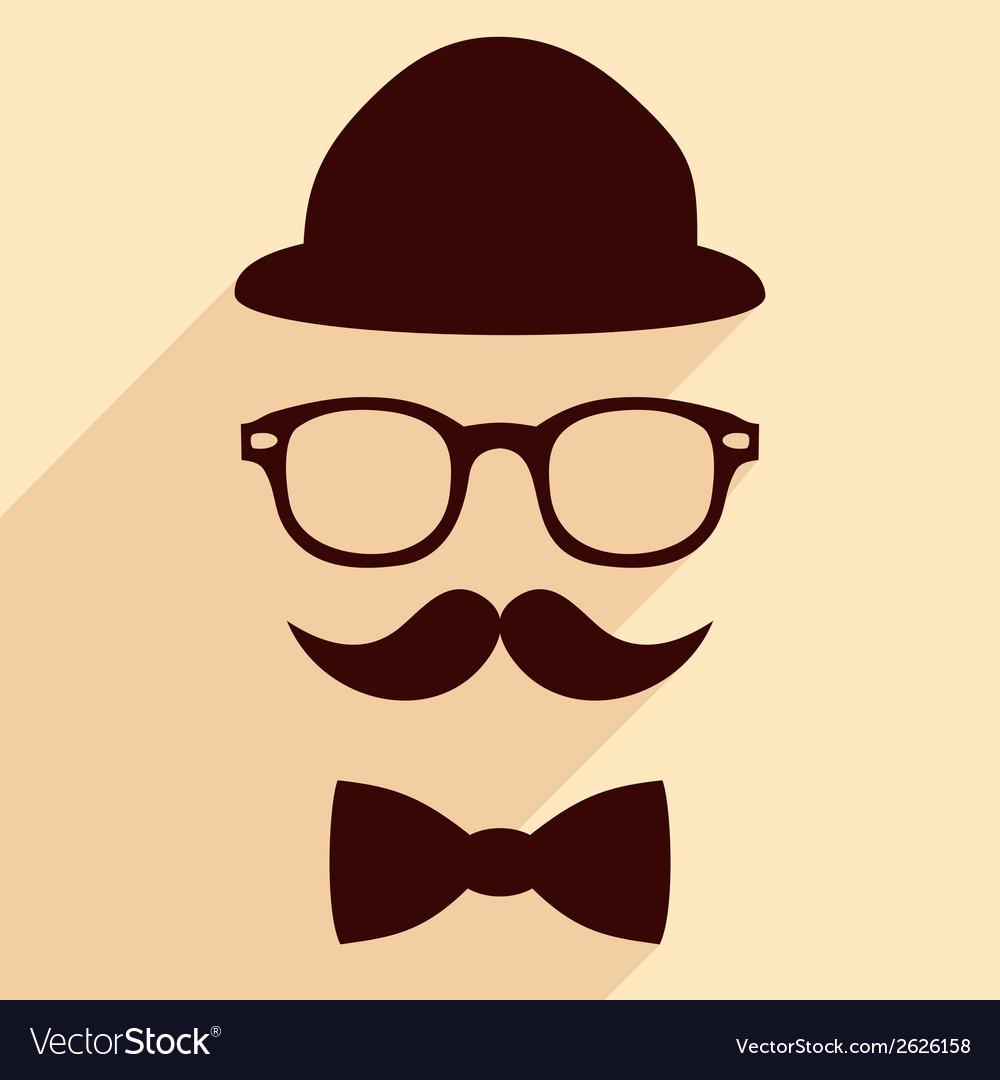 Hipster vintage
