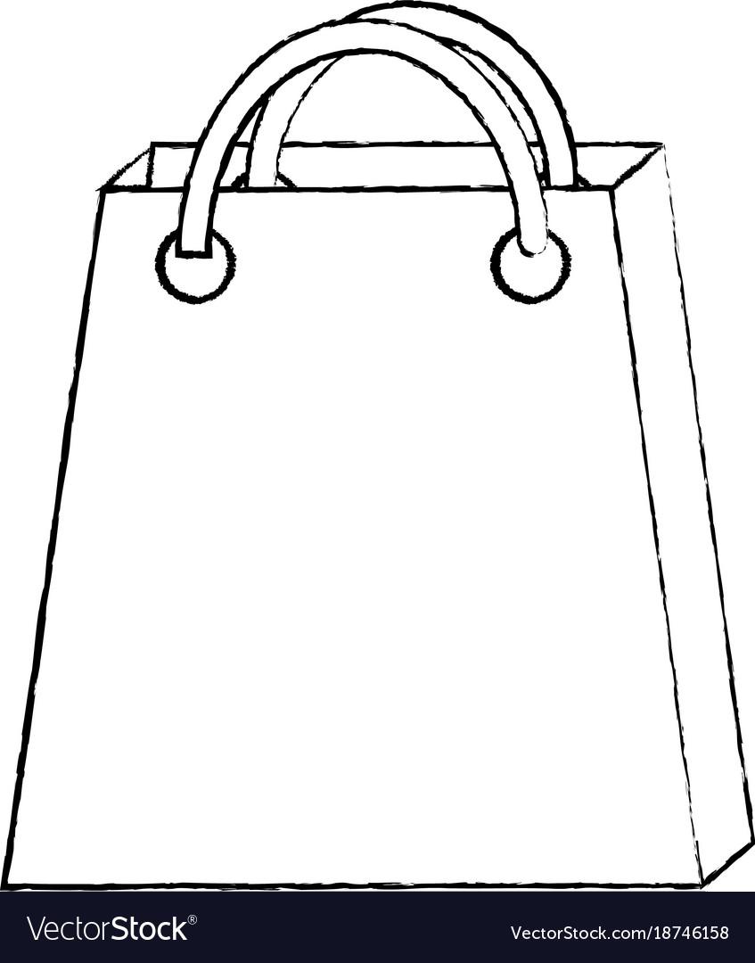 Shopping bag icon image