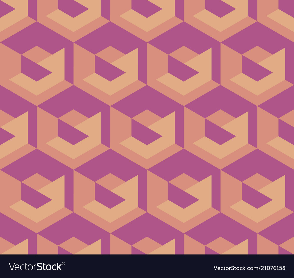 Simple geometry seamless pattern