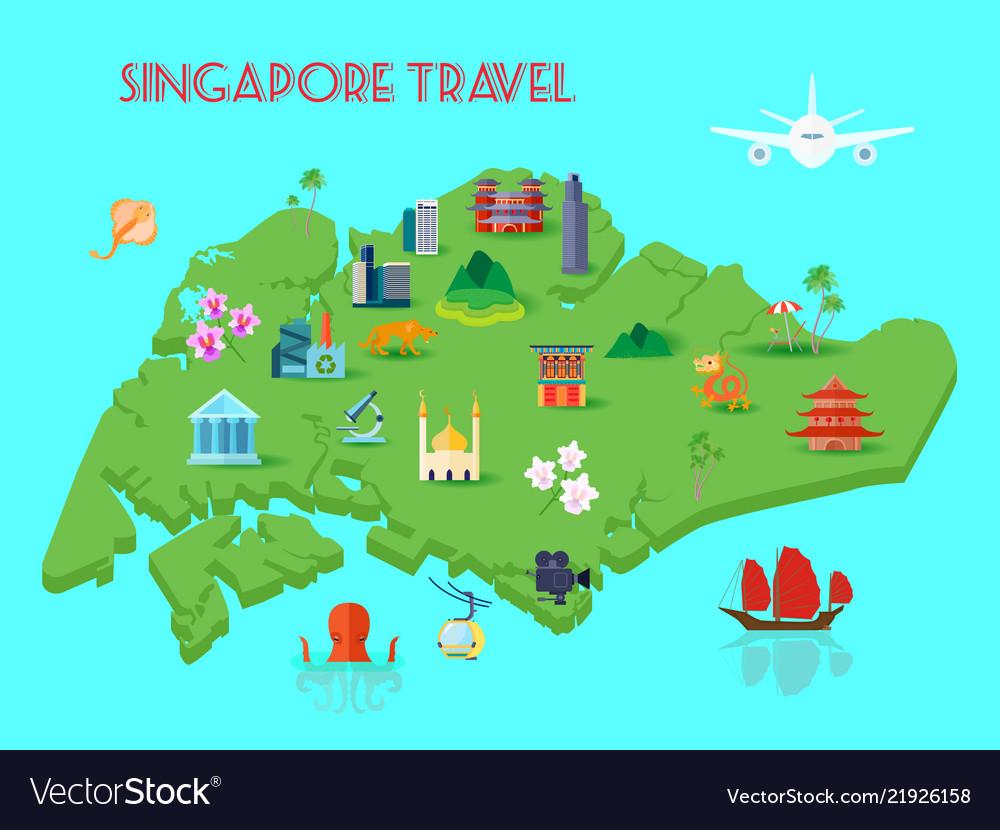 Singapore culture composition