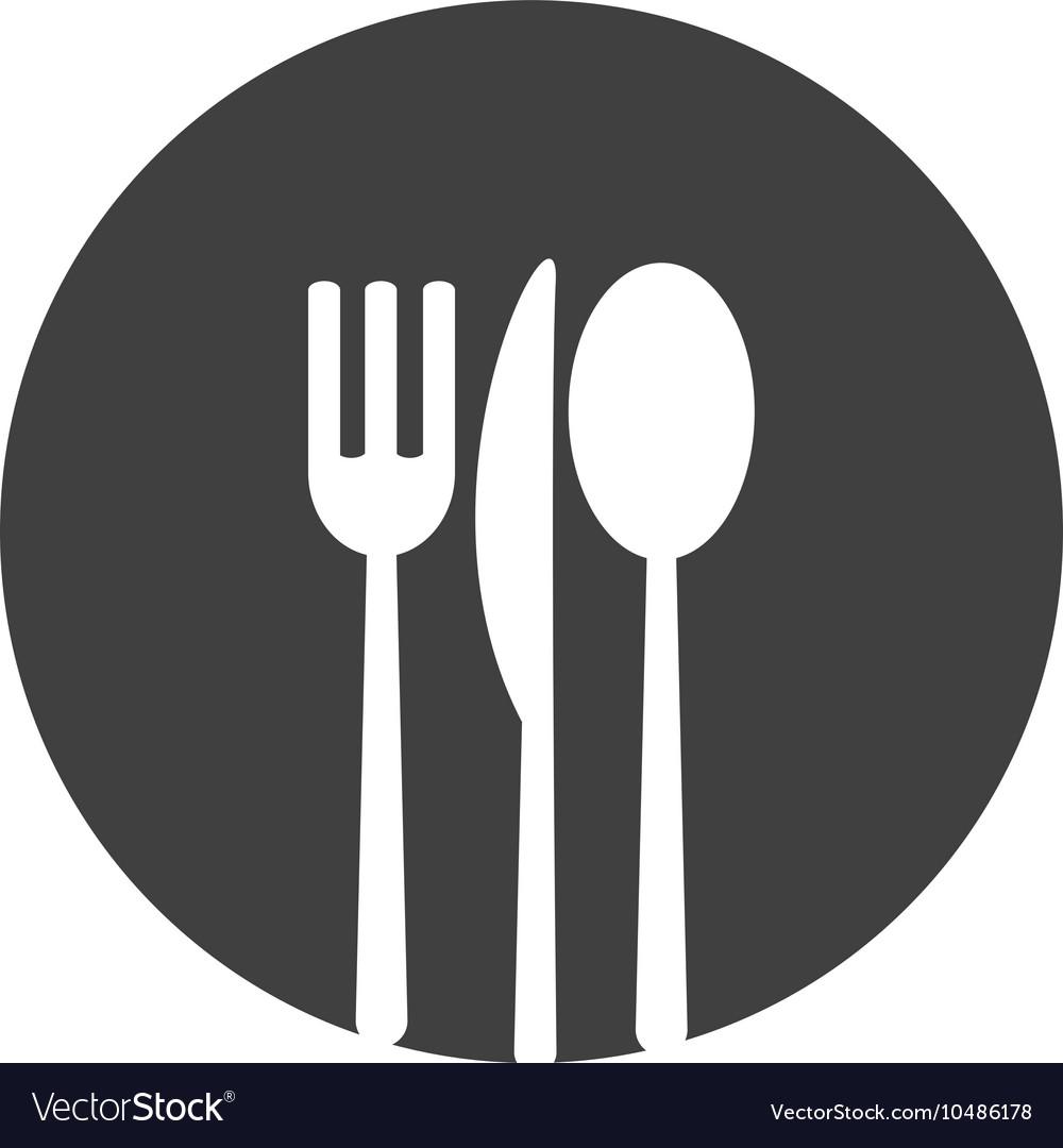 Cutlery menu food design