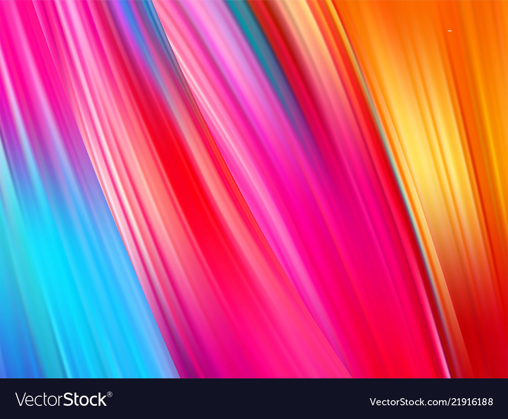 Bright abstract background with colorful swirl