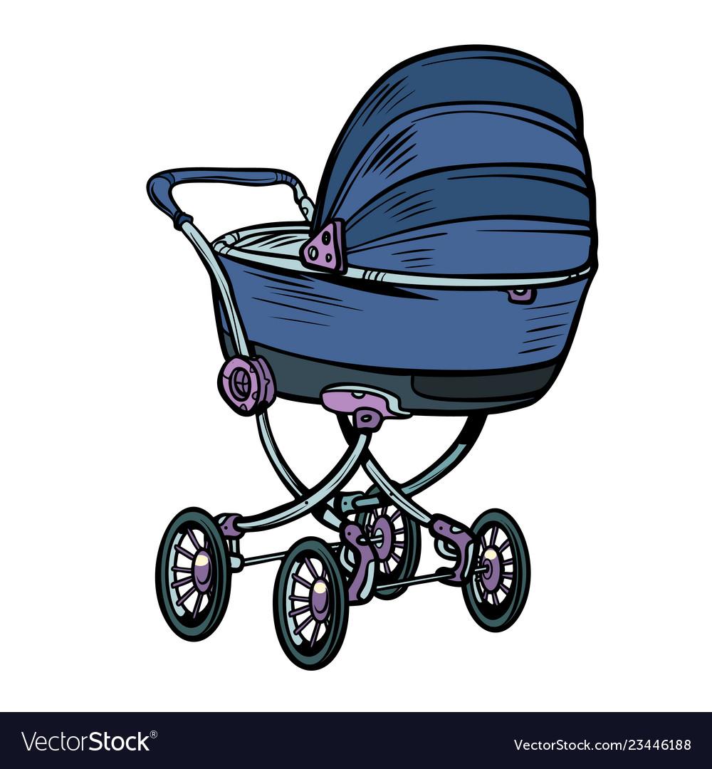 Pram bacarriage stroller perambulator buggy