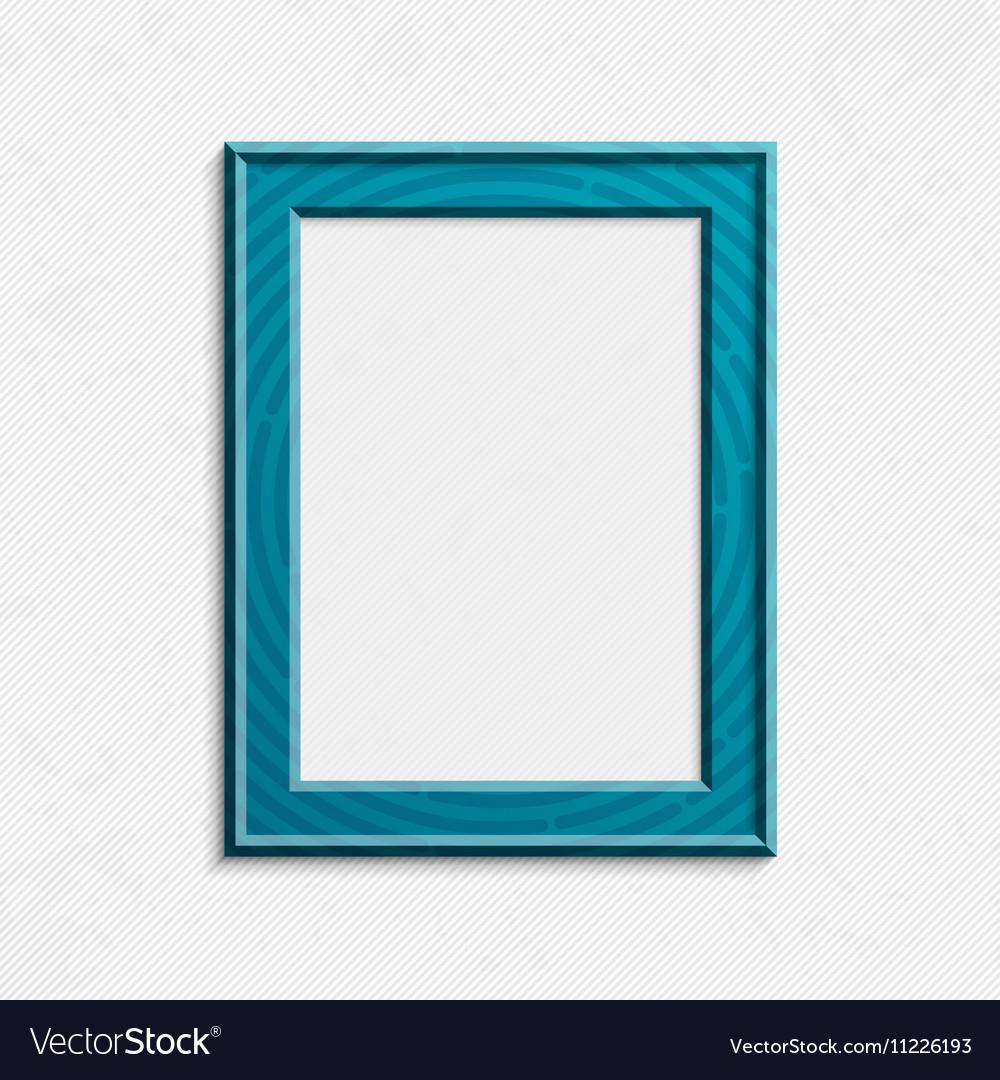 modern photo frame royalty free vector image vectorstock rh vectorstock com picture frame vector icon picture frame vector free