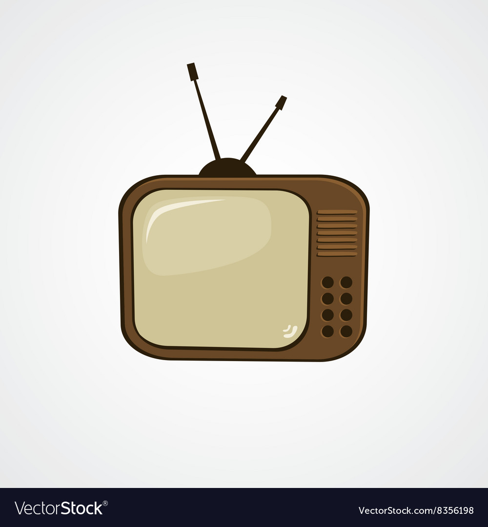 Cartoon Television Theme Royalty Free Vector Image