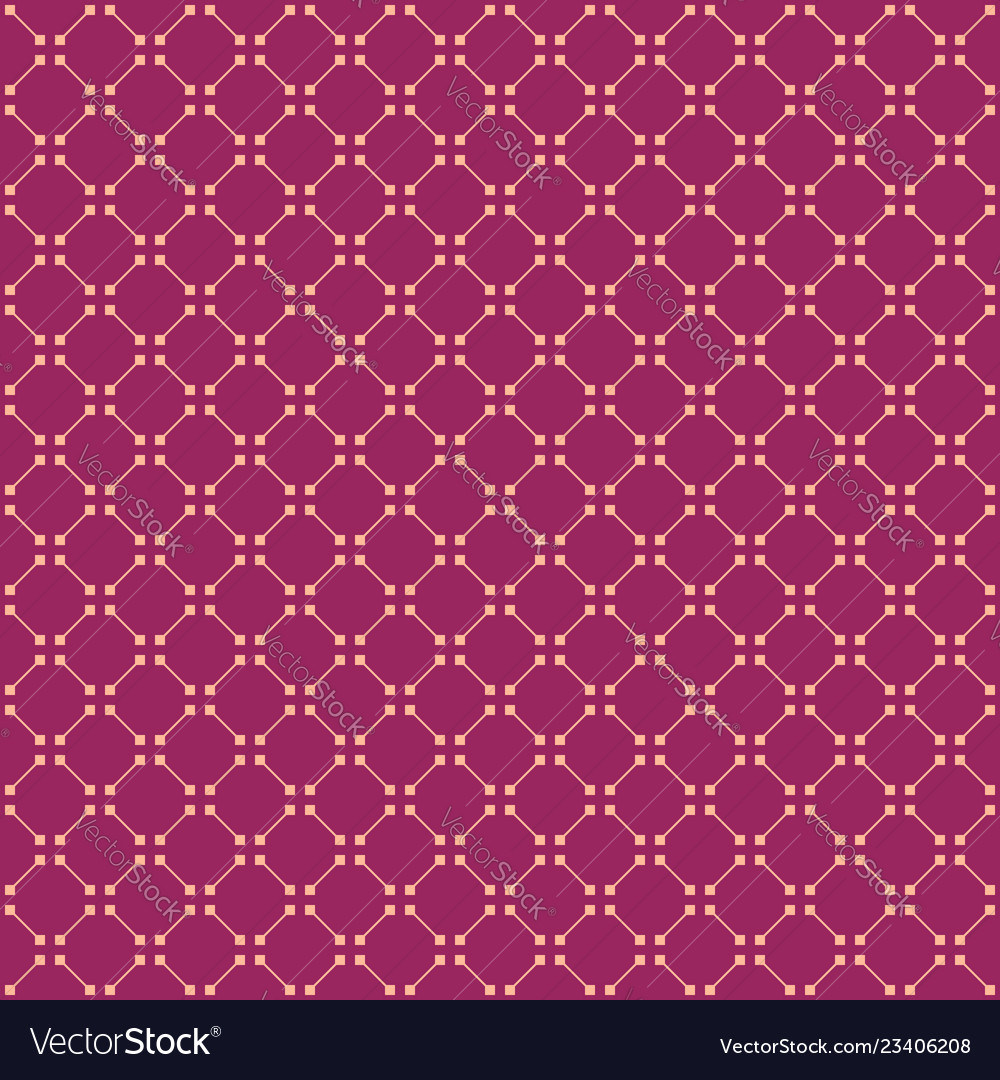 Geometric seamless - color background