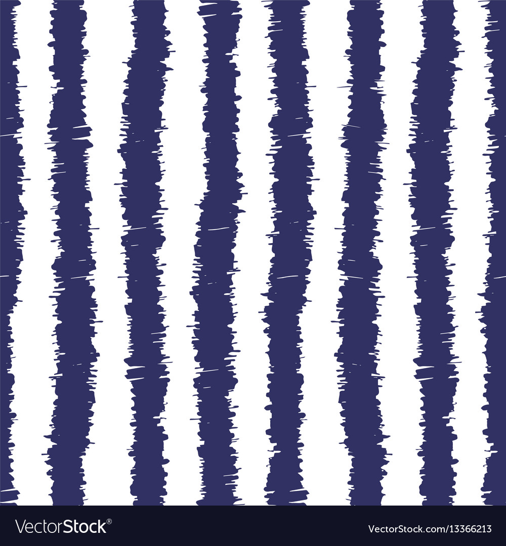 Sketchy stripes seamless pattern