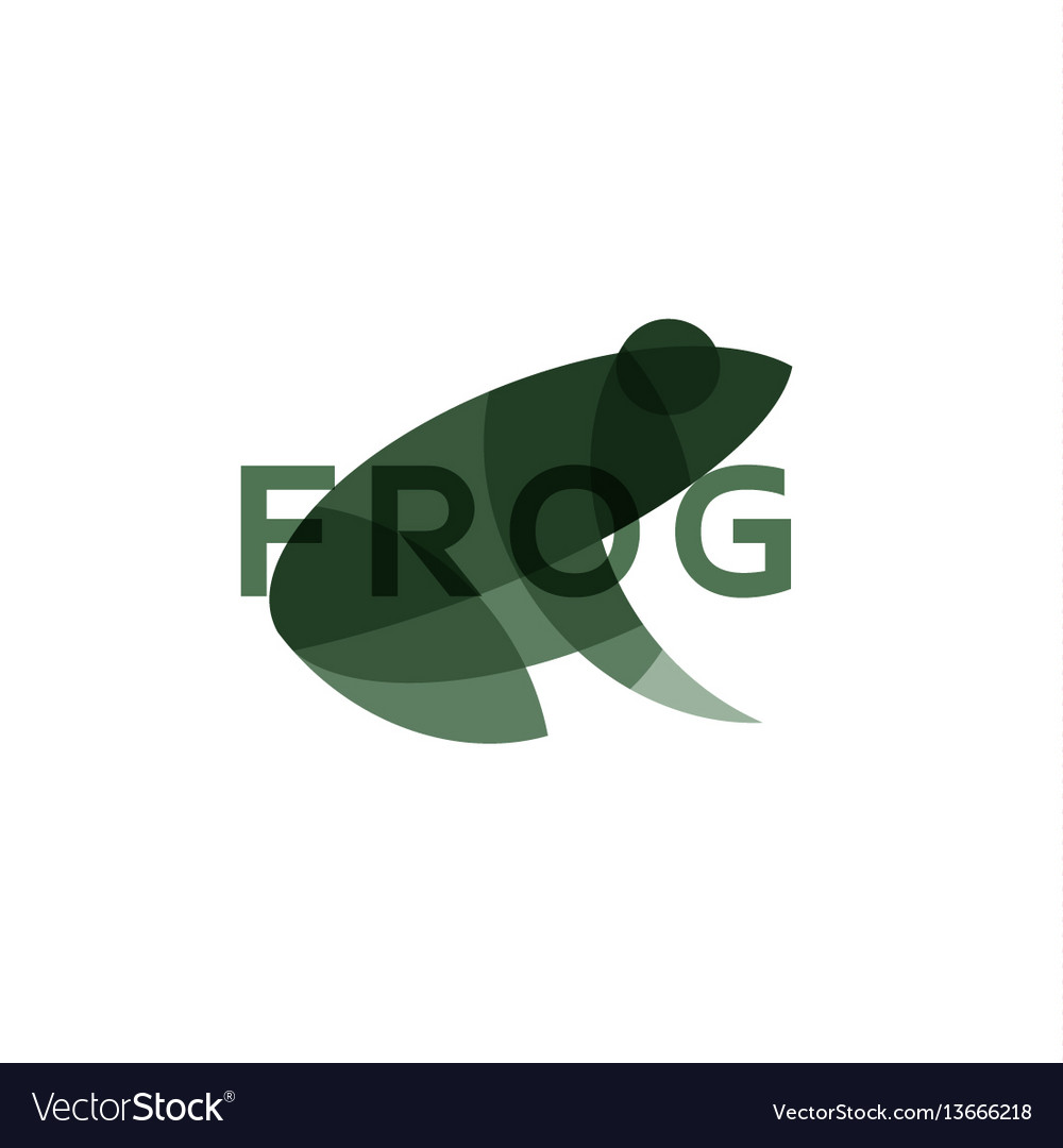 Frog the effect of overlay modern