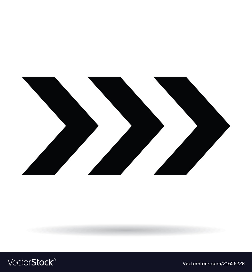 Popular abstract zig zag black chevron stack vector