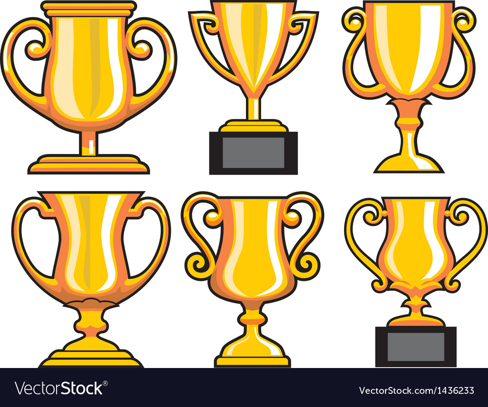 Collection of trophy