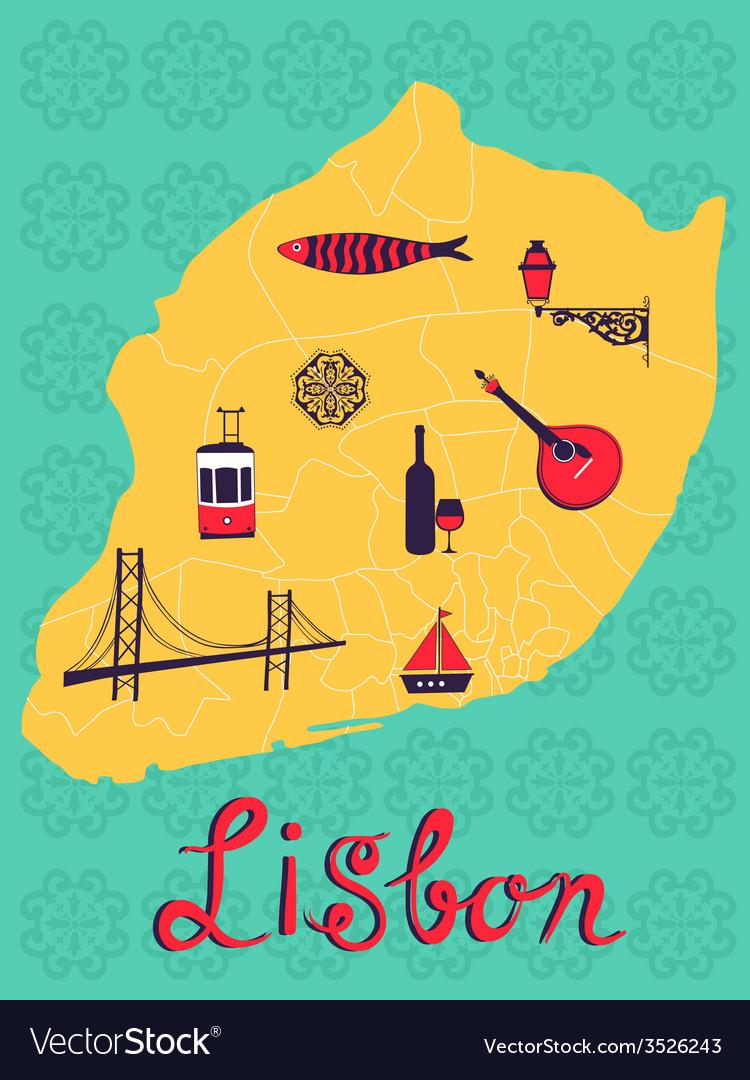 Lisbon Map Pdf
