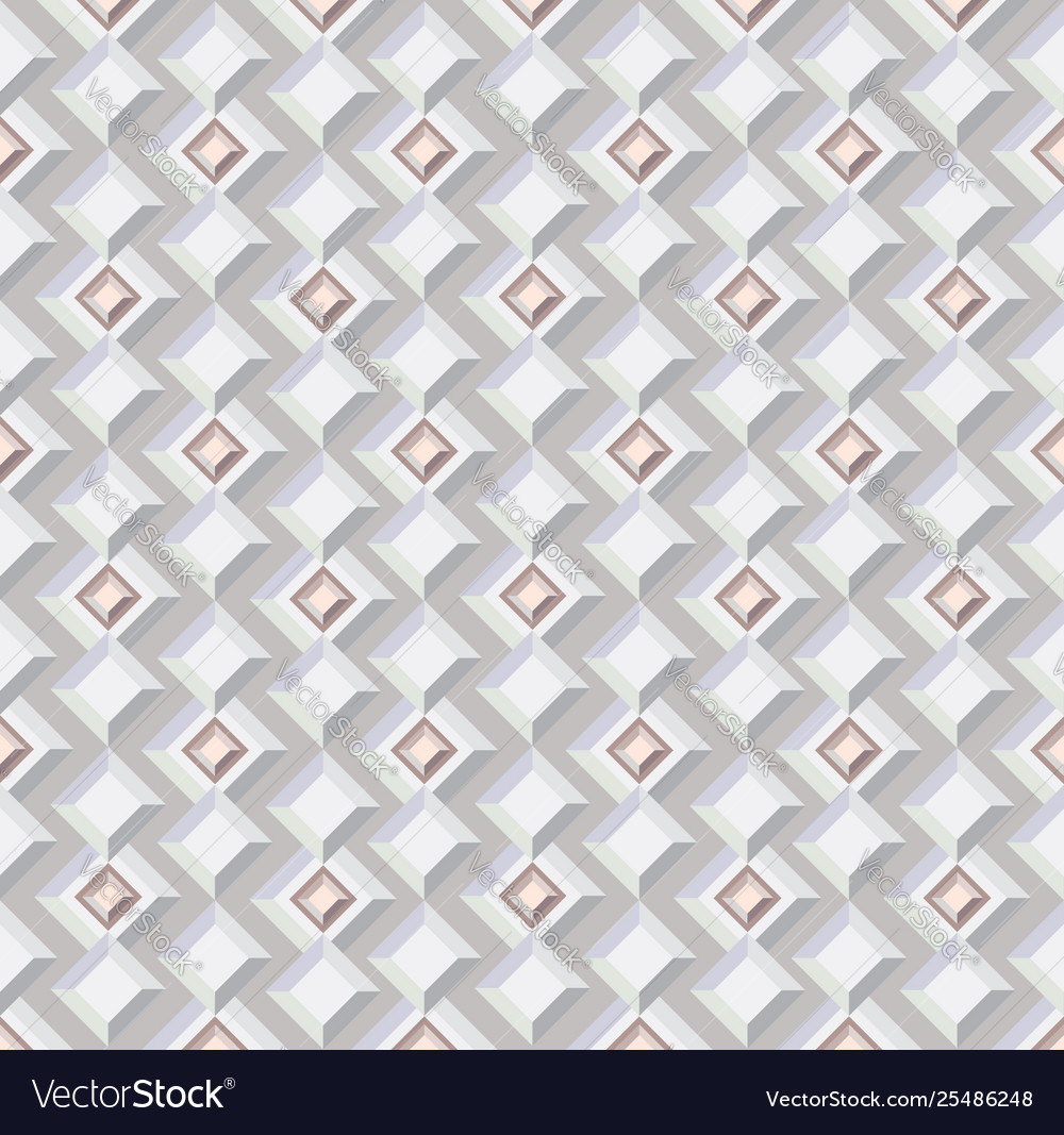 Diamond seamless pattern geometric diagonal