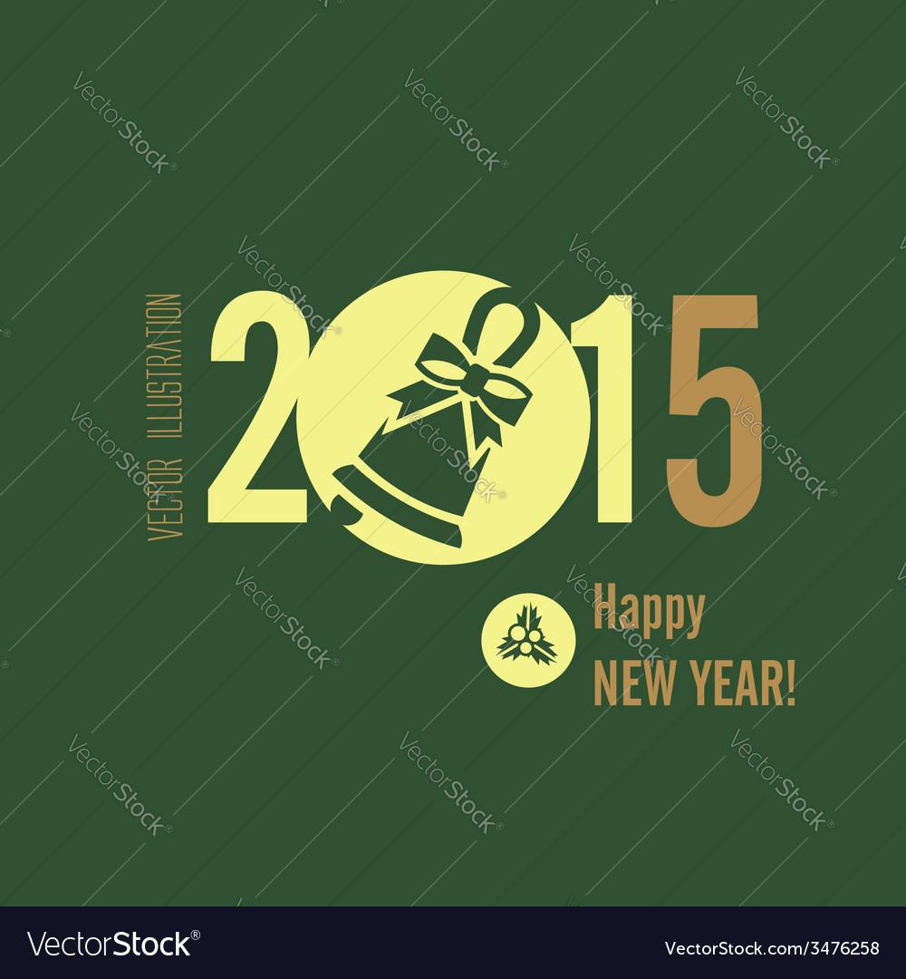 Happy New Year Flat Design 17