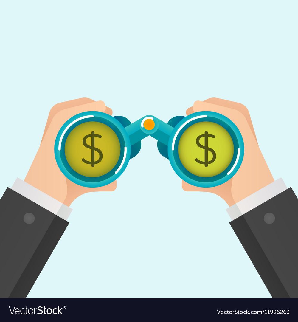 Businessmen find money