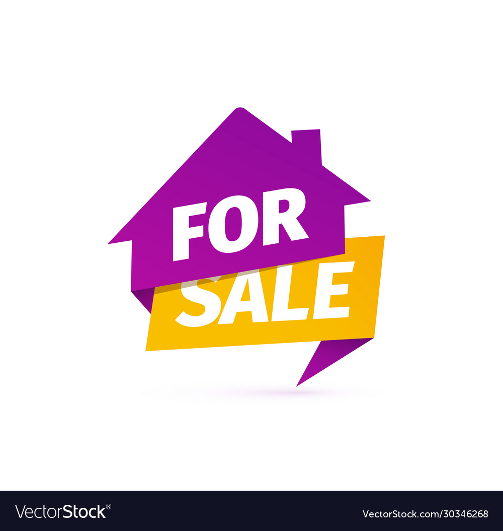House for sale icon selling apartments
