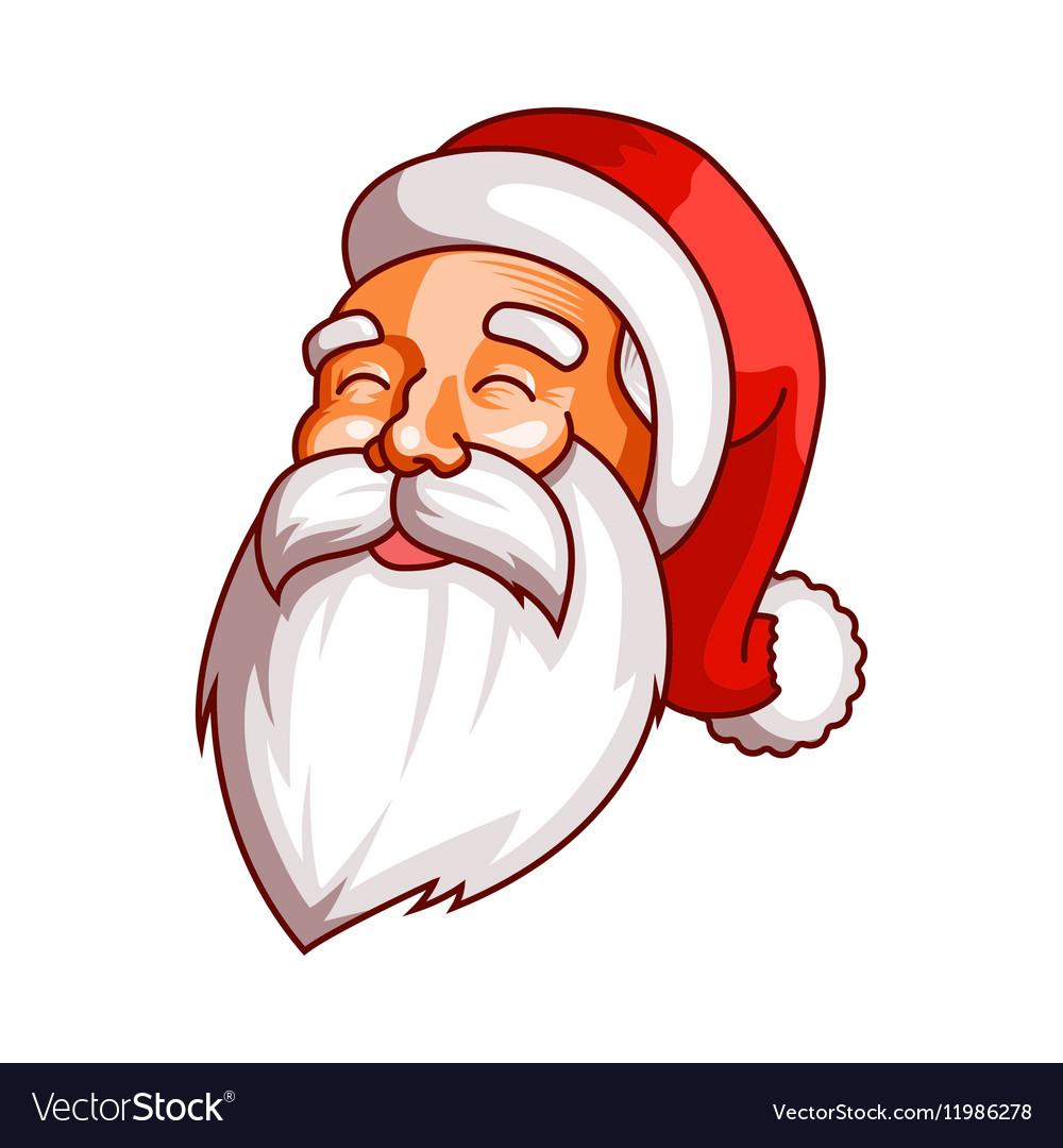 Santa claus emotions Part of christmas set