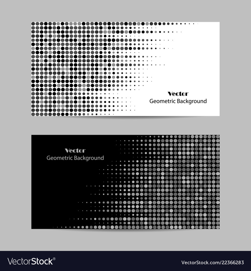 Abstract dotted background halftone