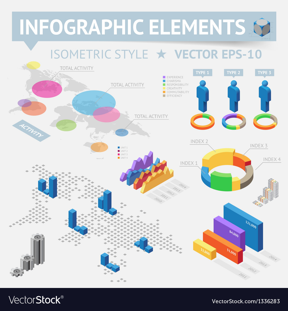infographic design elements royalty free vector image