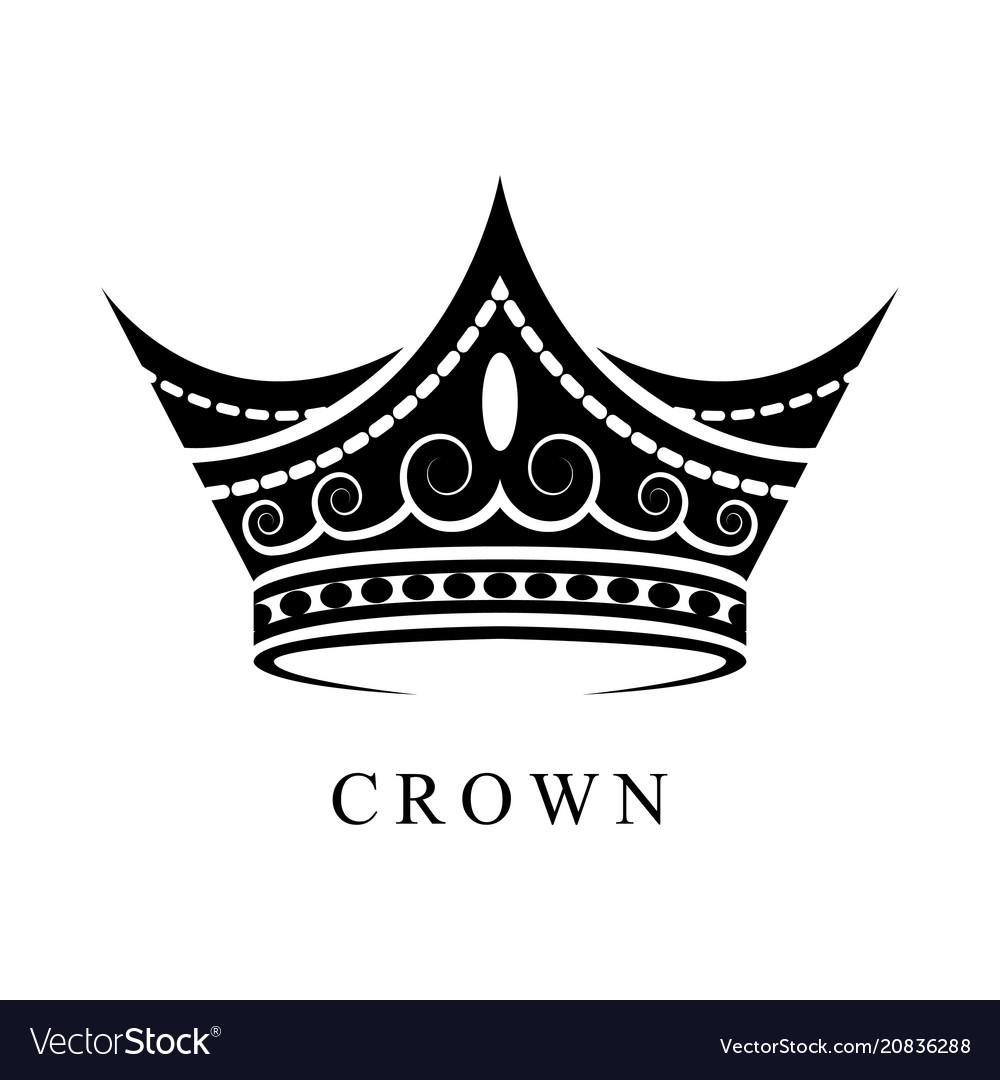 Black crown logo 01