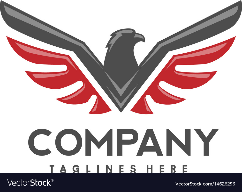 Eagle bird logo