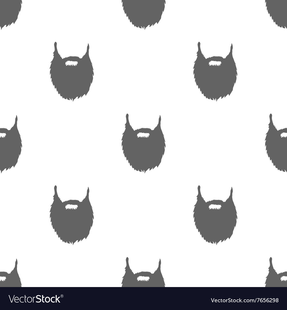 Bears Seamless Pattern Background