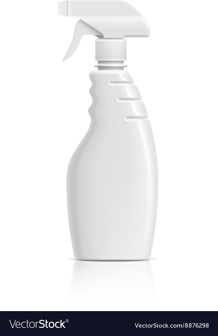 Plastic bottle can Spray Pistol