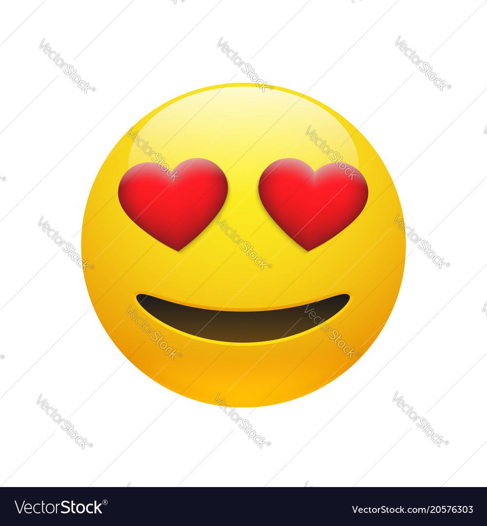 Emoji yellow stupid smiley face