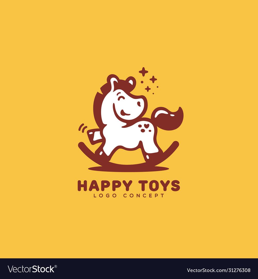 Happy toys logo