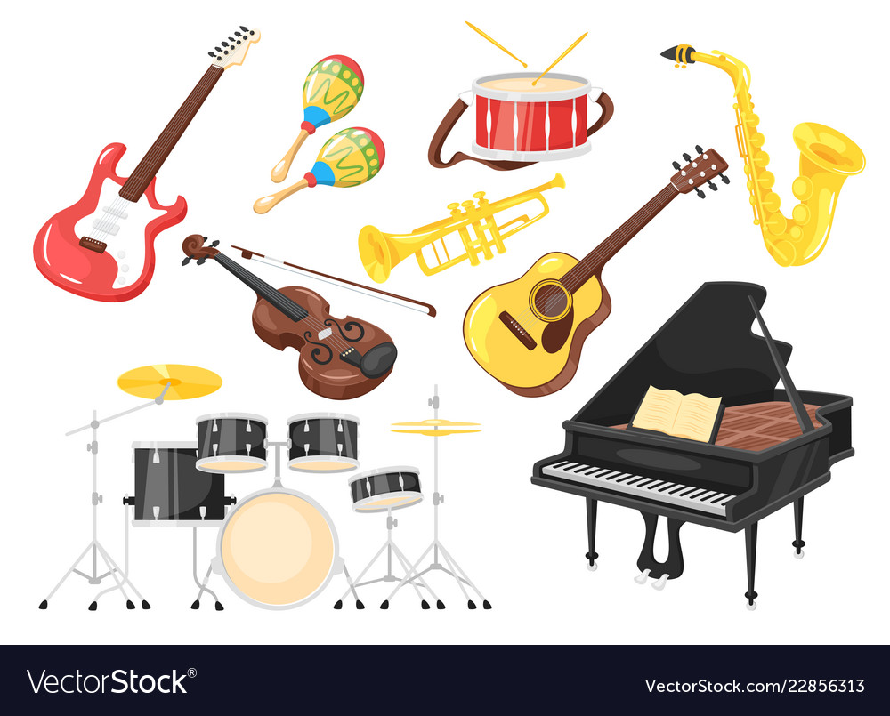 Music instruments for performanc