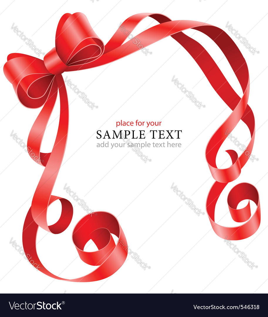 Greeting card template with Royalty Free Vector Image