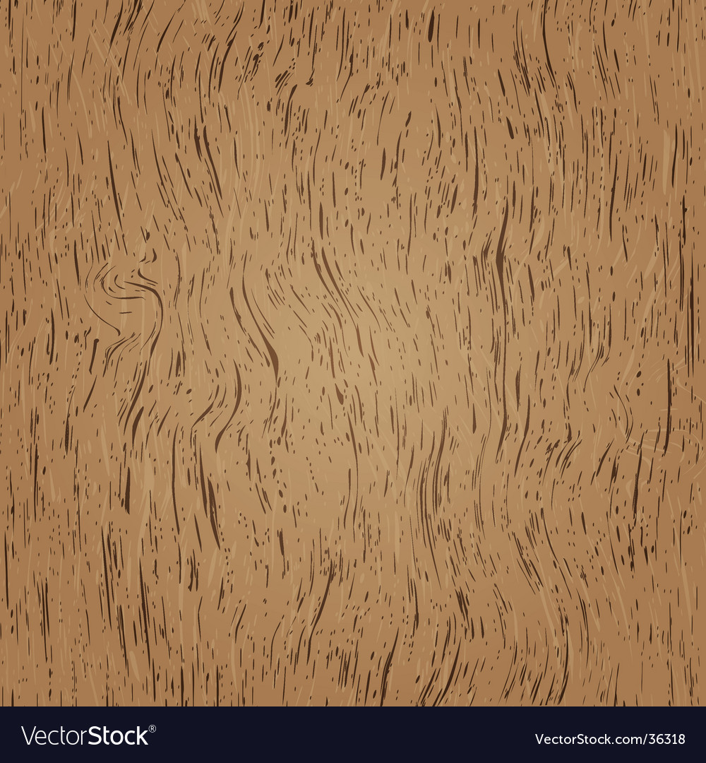 Wood realistic vector image