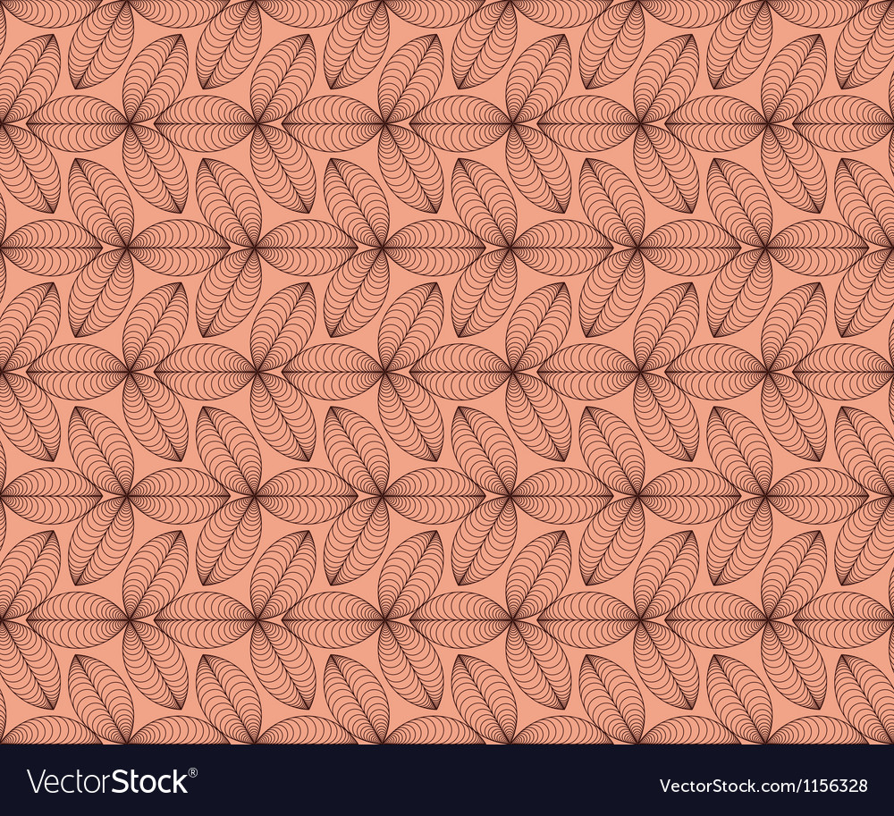 Seamless pattern with coffee motive