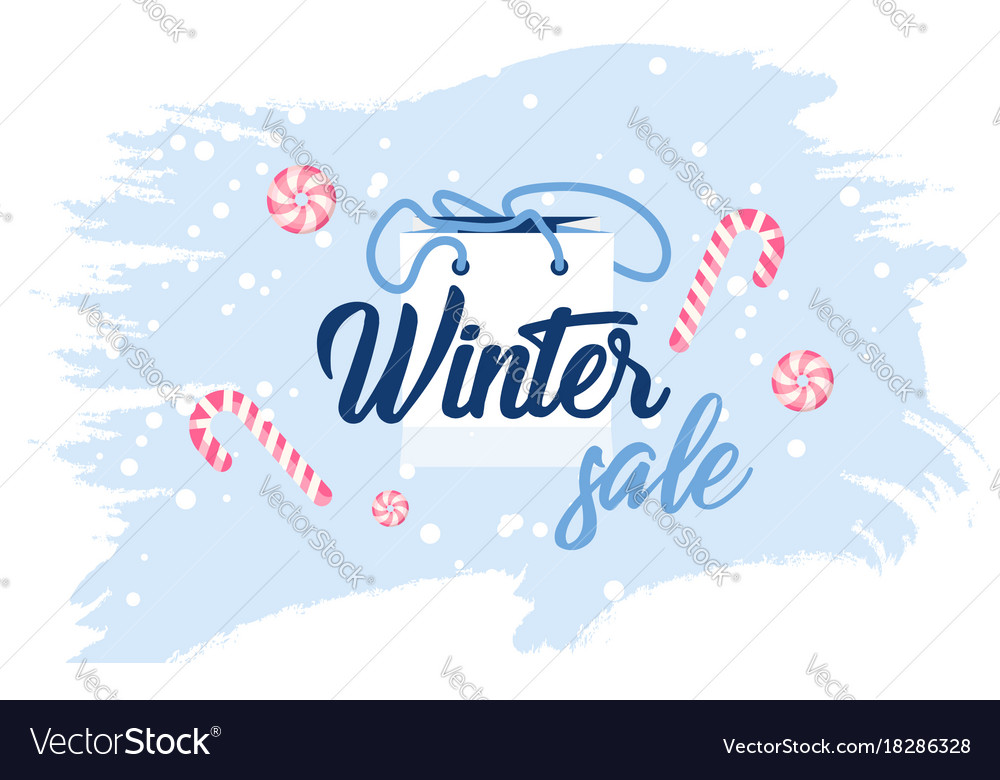 Winter Sale Banners Import Export Business Banners