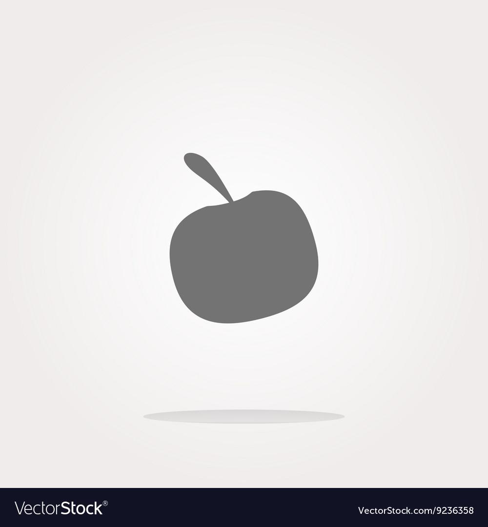 Apple Icon Apple Icon Object Apple Icon