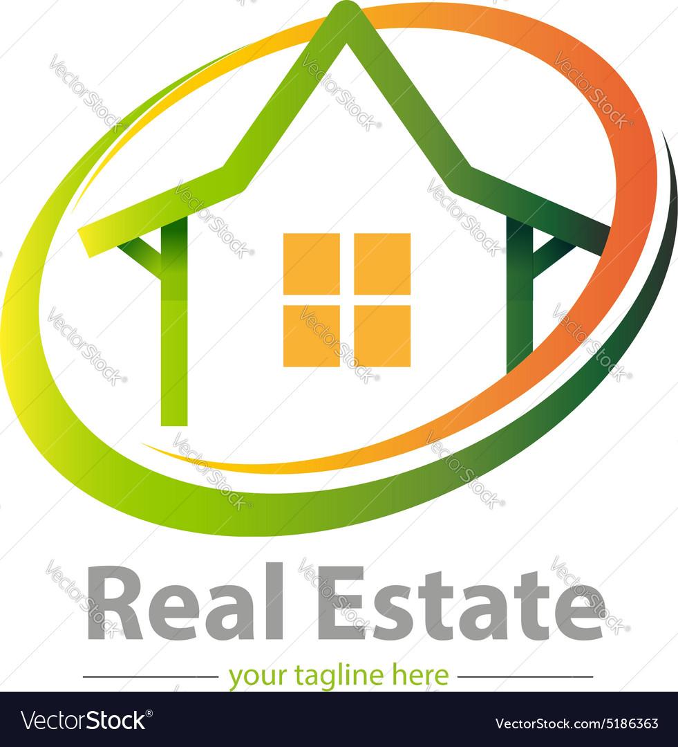 Real Estate logo or symbol
