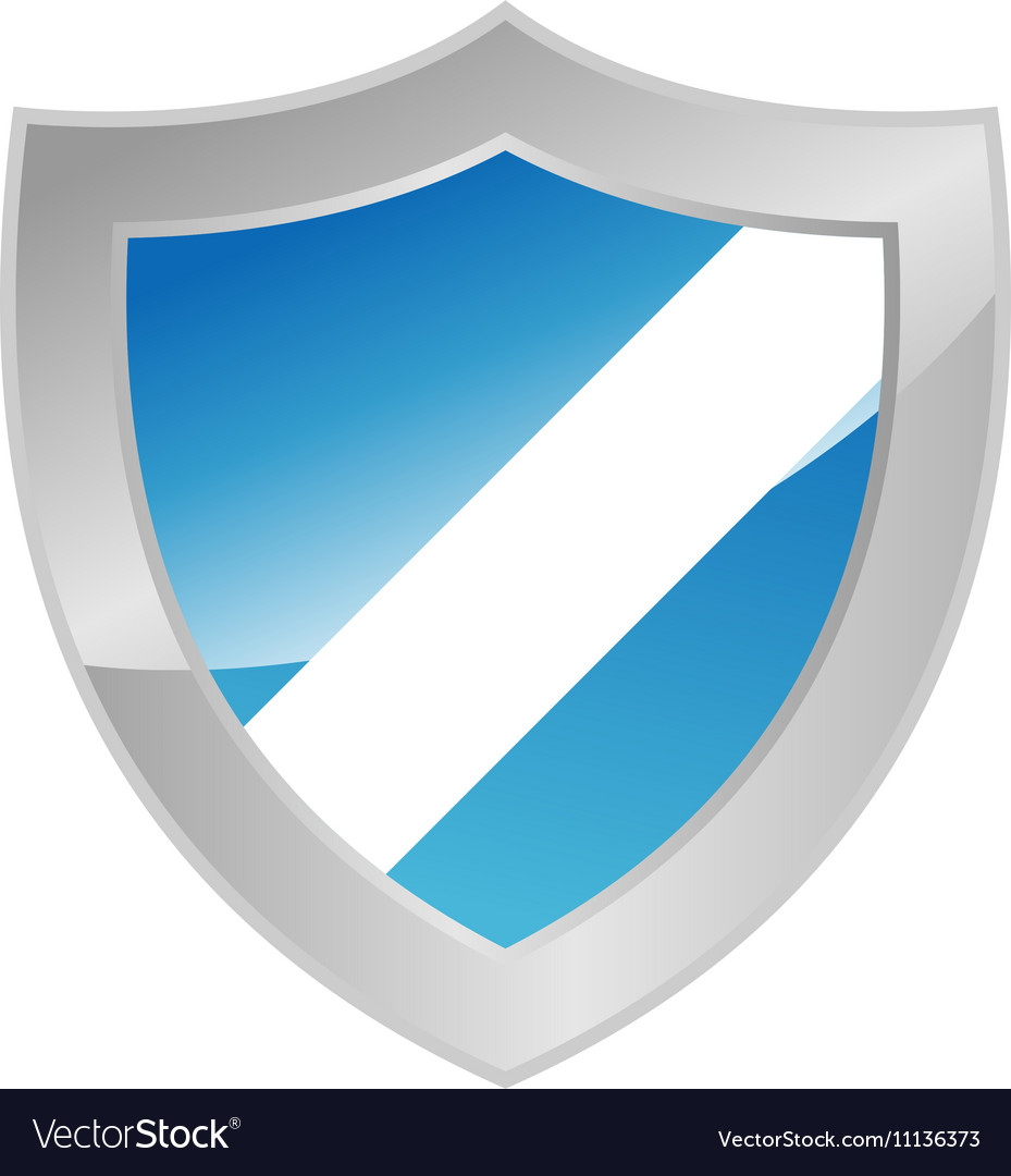 Shield Logo Template vector image