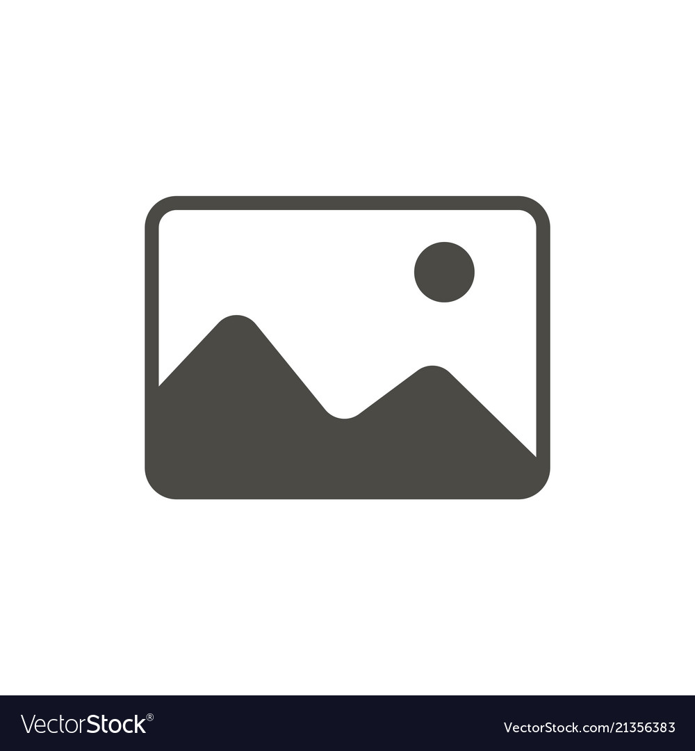 Add photo icon image symbol trendy flat p