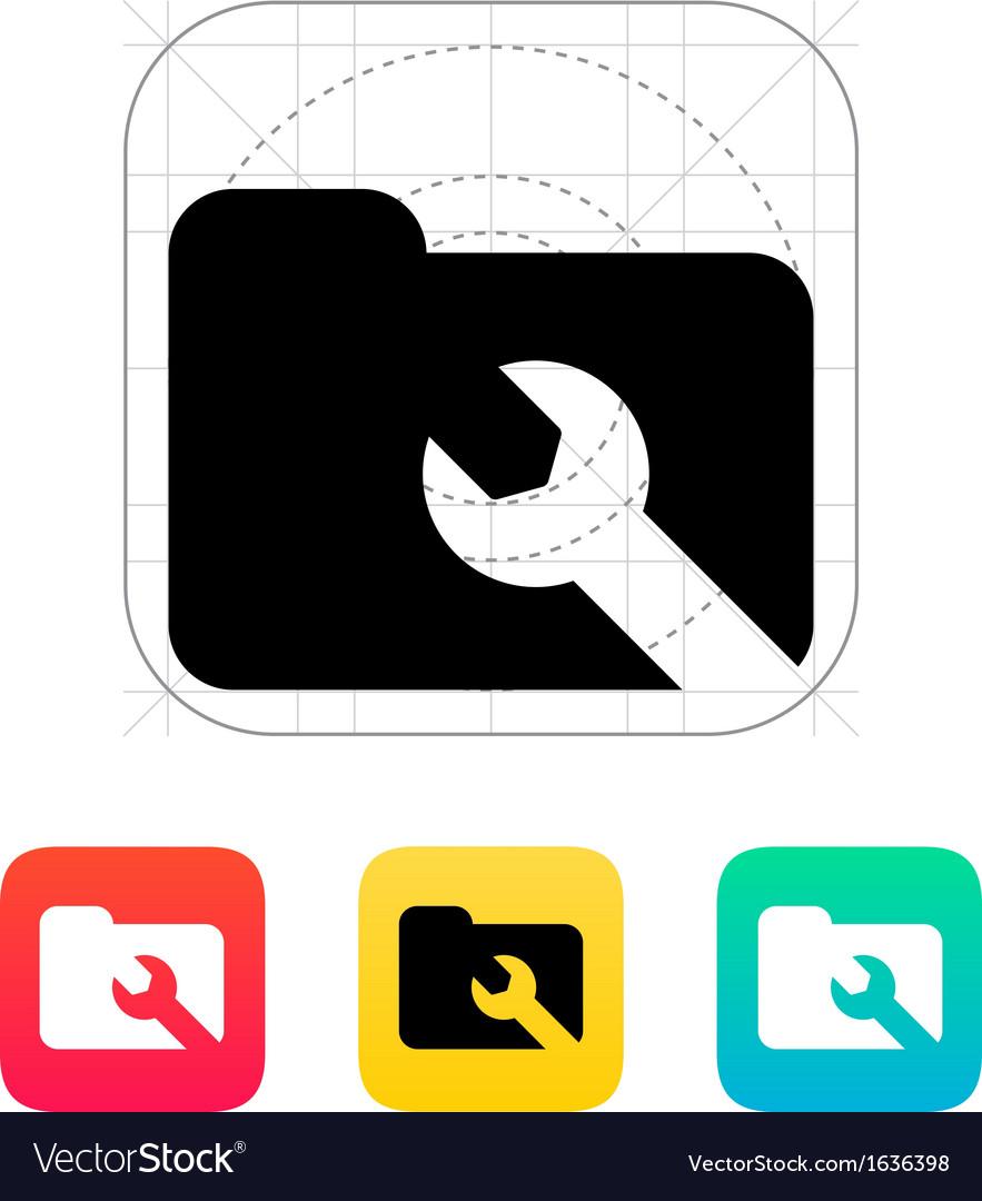 Repair Folder icon
