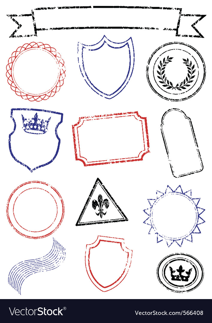 Set stamps