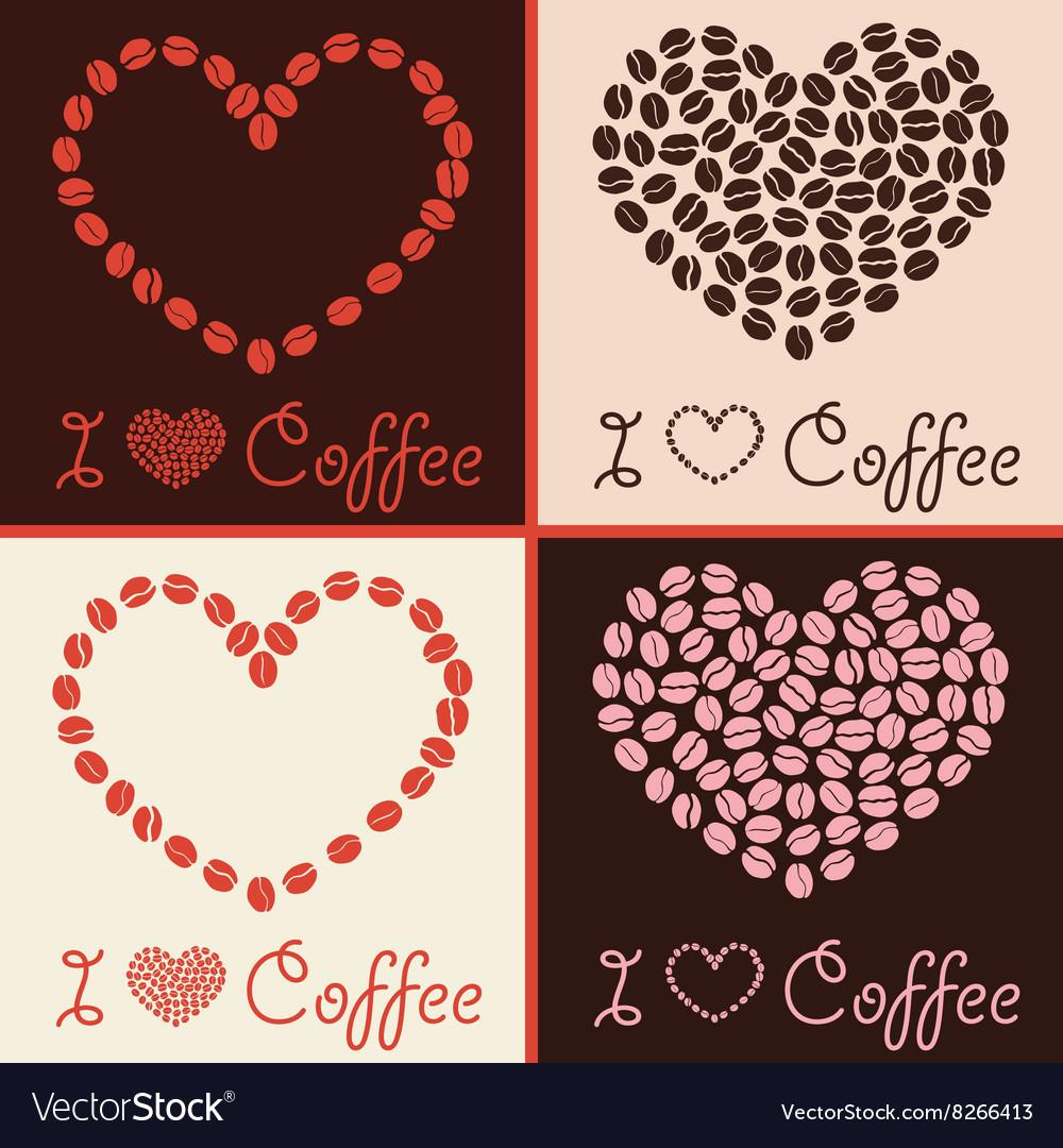 Coffee love design