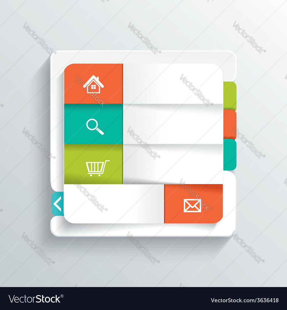 Modern Design template Can be used for