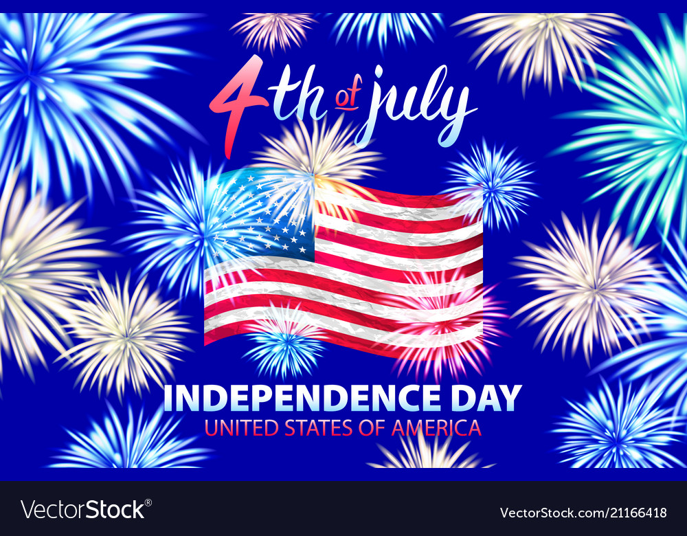 United states independence day holiday 4 july