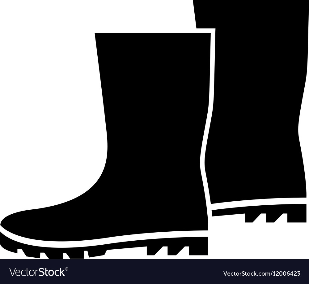 Boots Icon Flat