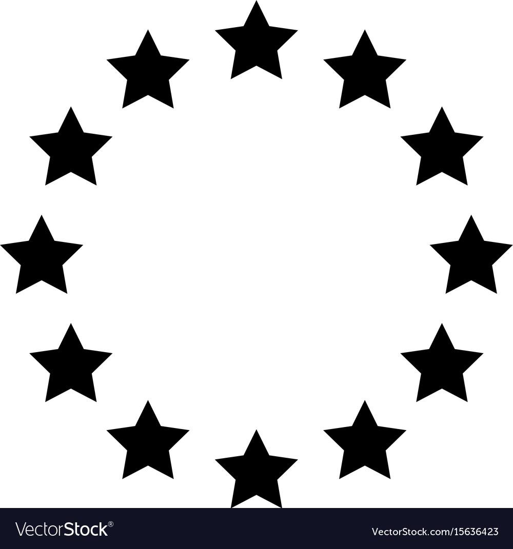 95  gam 394 circle of stars  circle of stars royalty free cliparts vectors and stock  abstract