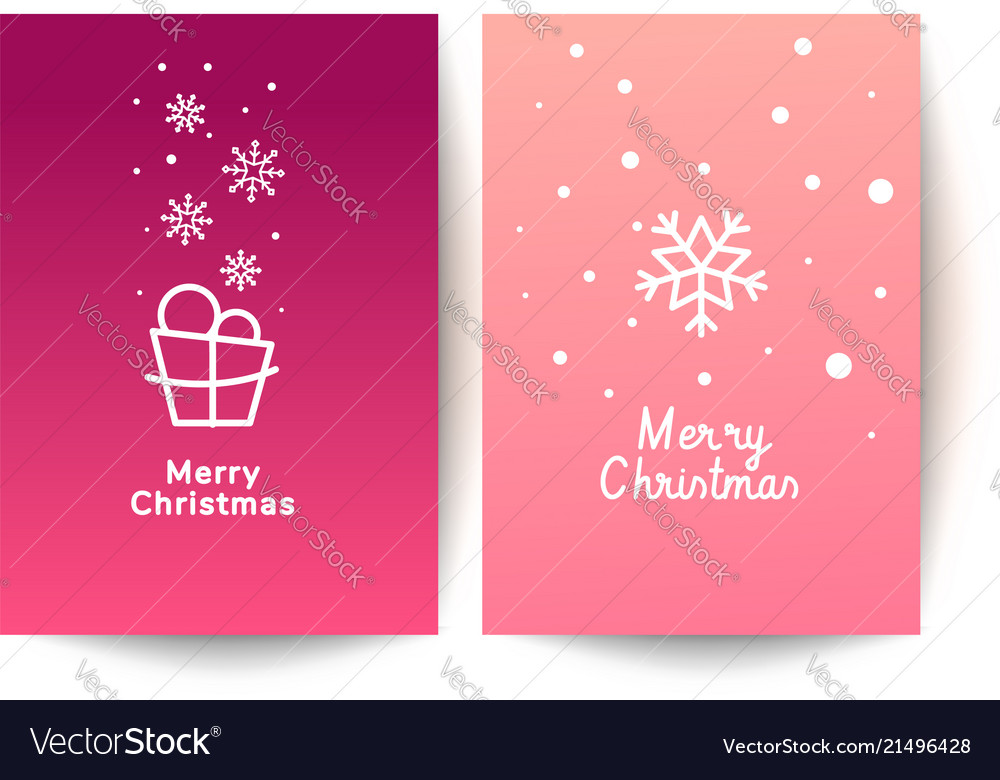Premium background for holiday greeting card